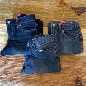 3 pairs of Old Navy Jeans